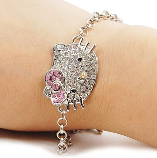 Gambar Gelang Hello Kitty 3