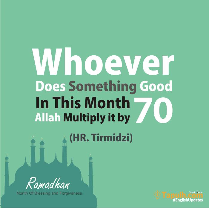 quotes keren tentang ramadhan bulan puasa paja tapuih