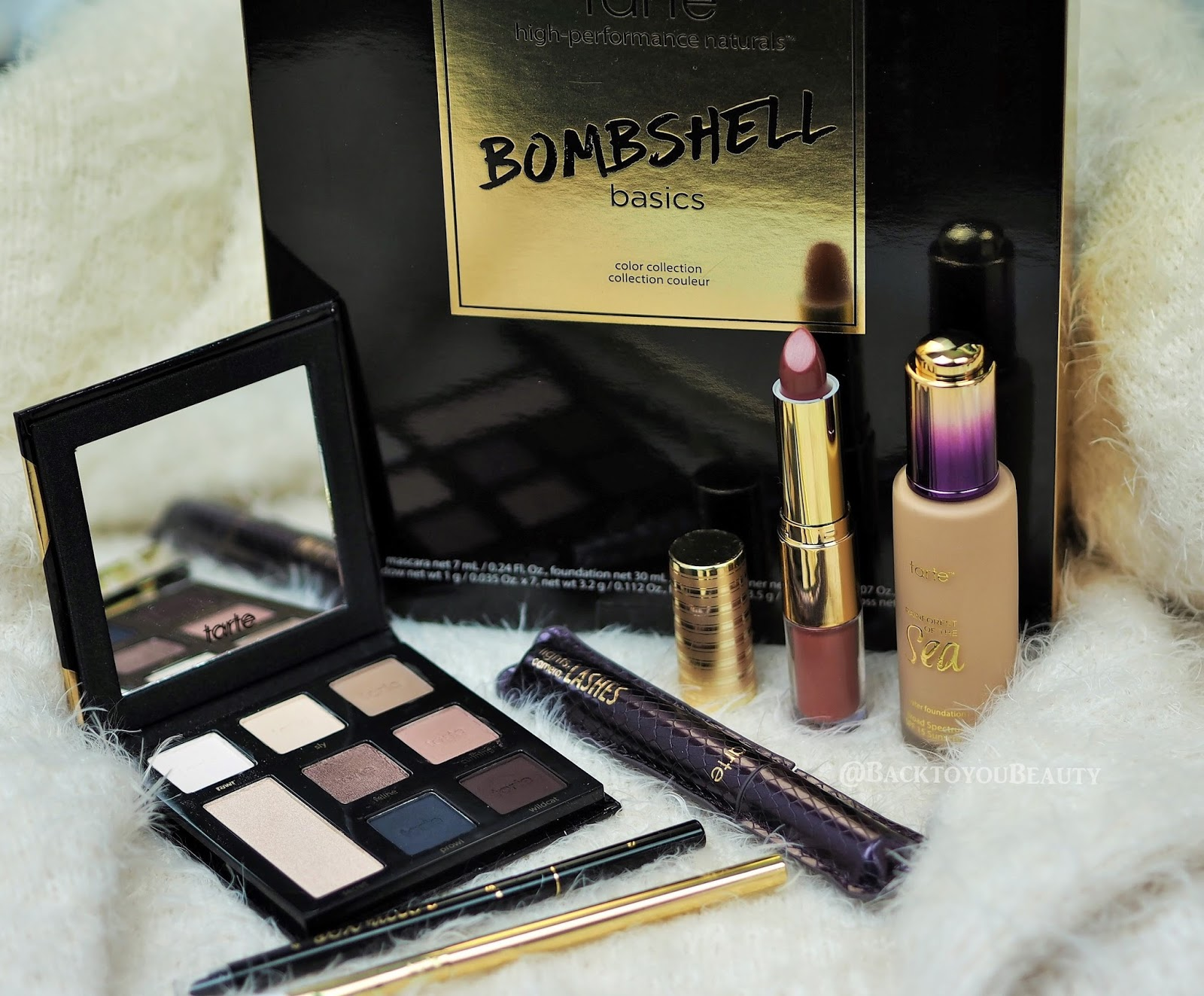 Tarte Bombshell Collection July tsv