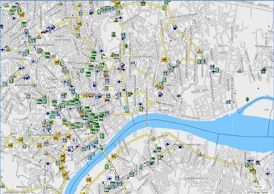 Gps Palembang,peta jalan lengkap palembang, gps tracker palembang, peta palembang, google map