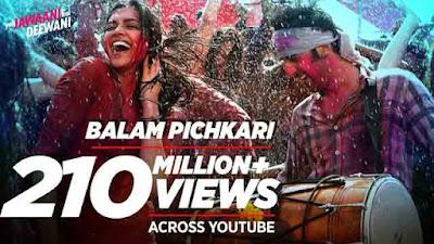 YJHD  Balam Pichkari Song By Vishal Dadlani