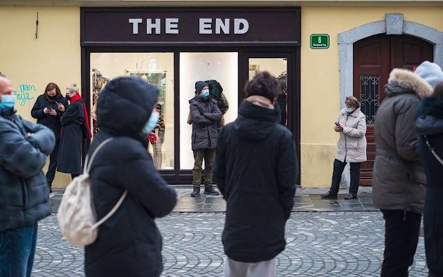 Ideiglenesen feloldják a lakhelyelhagyási tilalmat Montenegróban
