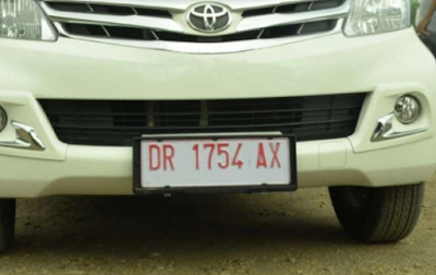Plat DR daerah mana Kode Plat nomor Kendaraan Daerah Lombok MATARAM