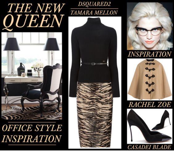 The New Queen (Office Style) www.toyastales.blogspot.com #ToyasTales