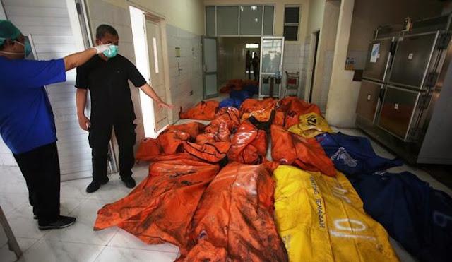 Kebakaran Lapas Tewaskan 44 Orang, Indonesian Club Minta Jokowi Copot Menkumham