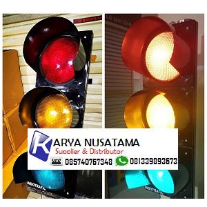 Jual Trafic 3 Aspek Lampu Trafic 3 Warna 30cm di Boyolali