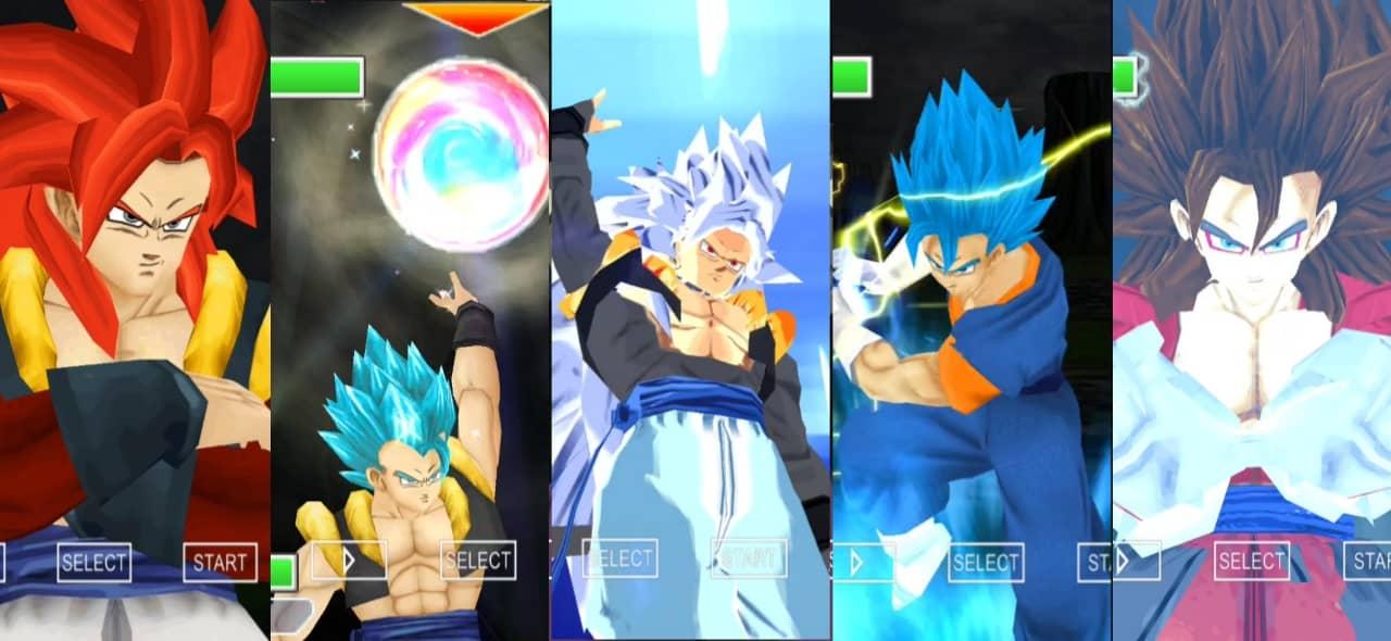 Gogeta Vs Vegito Dragon Ball Super