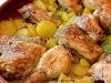 ©️ Cómo hacer pollo  asado en cazuela