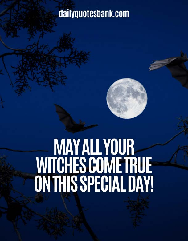 Short Halloween Wishes Greetings & Messages