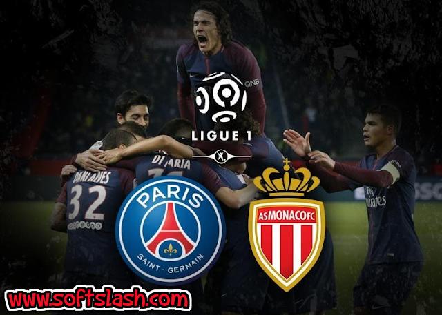 شاهد مباراة موناكو ضد باريس سان جيرمان بأكثر من جودة بدون تقطيع