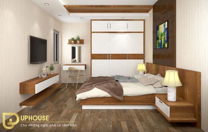Kệ phòng ngủ đẹp 06