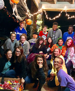 Montgomery Catholic Key Club Members Give Back to the Community 2