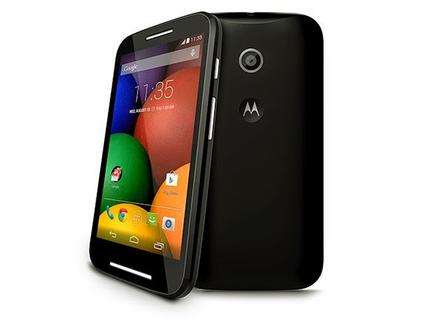 Moto E: a new cheap smartphone (with specs)