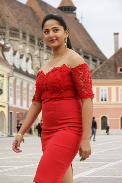 Actress Anushka New Stills from Singam 3 Movie