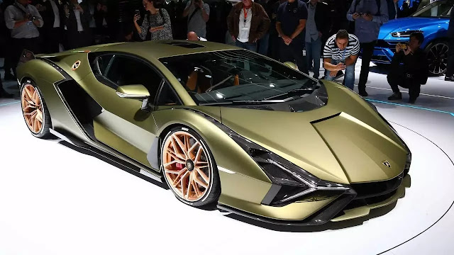 Top Ten Most Expensive Cars