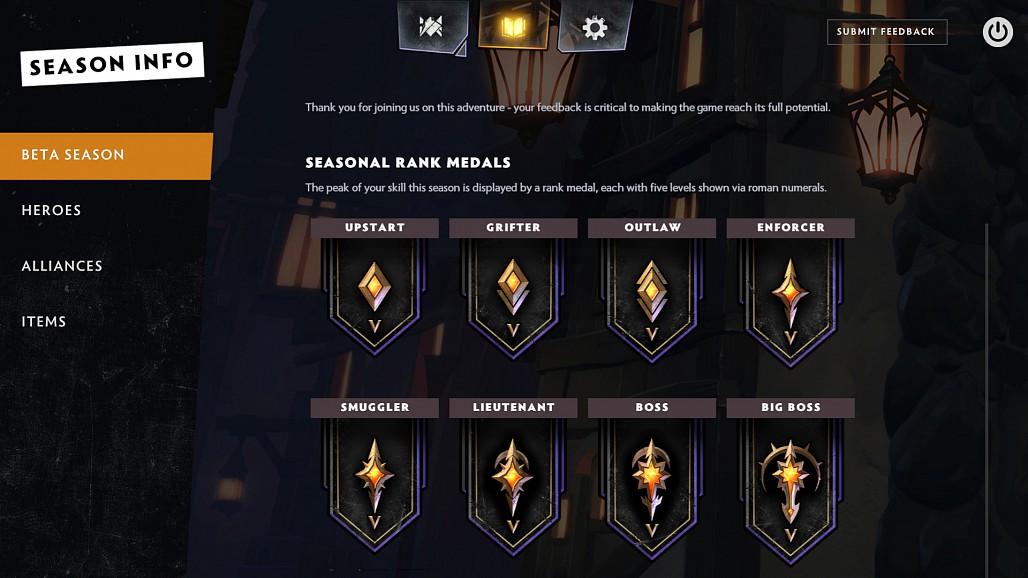 s1 - [Underlords] Hệ thống rank sắp được chỉnh sửa, sẽ reset toàn bộ rank hiện tại?