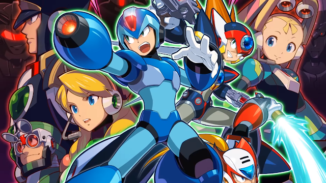 Análise Crítica - Mega Man X Legacy Collection 2