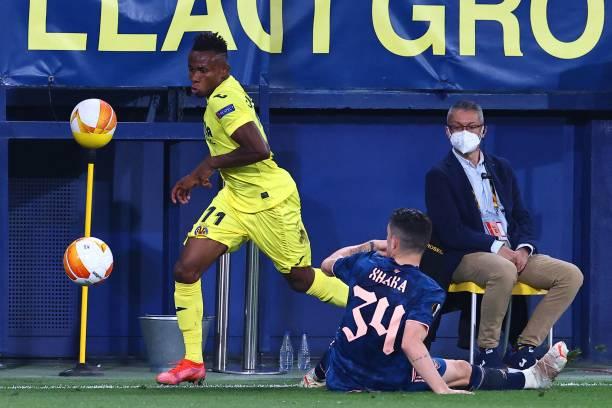 Villarreal Confirm Chukwueze Will Miss Europa League Final Clash Against Man Utd