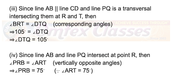 Practice Set 2.1,  Chapter 2 - Parallel Lines Mathematics Part II Solutions for Class 9 Math