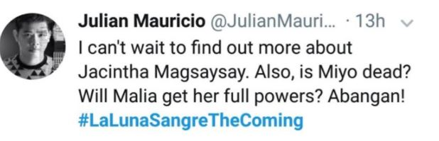 After Angel Locsin's Comeback in La Luna Sangre, Fans Can't Stop Making Theories About Her New Character!