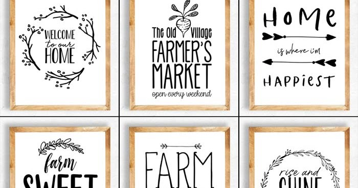 photograph regarding Farmhouse Printable known as 11 Farmhouse Printables i should really be mopping the area