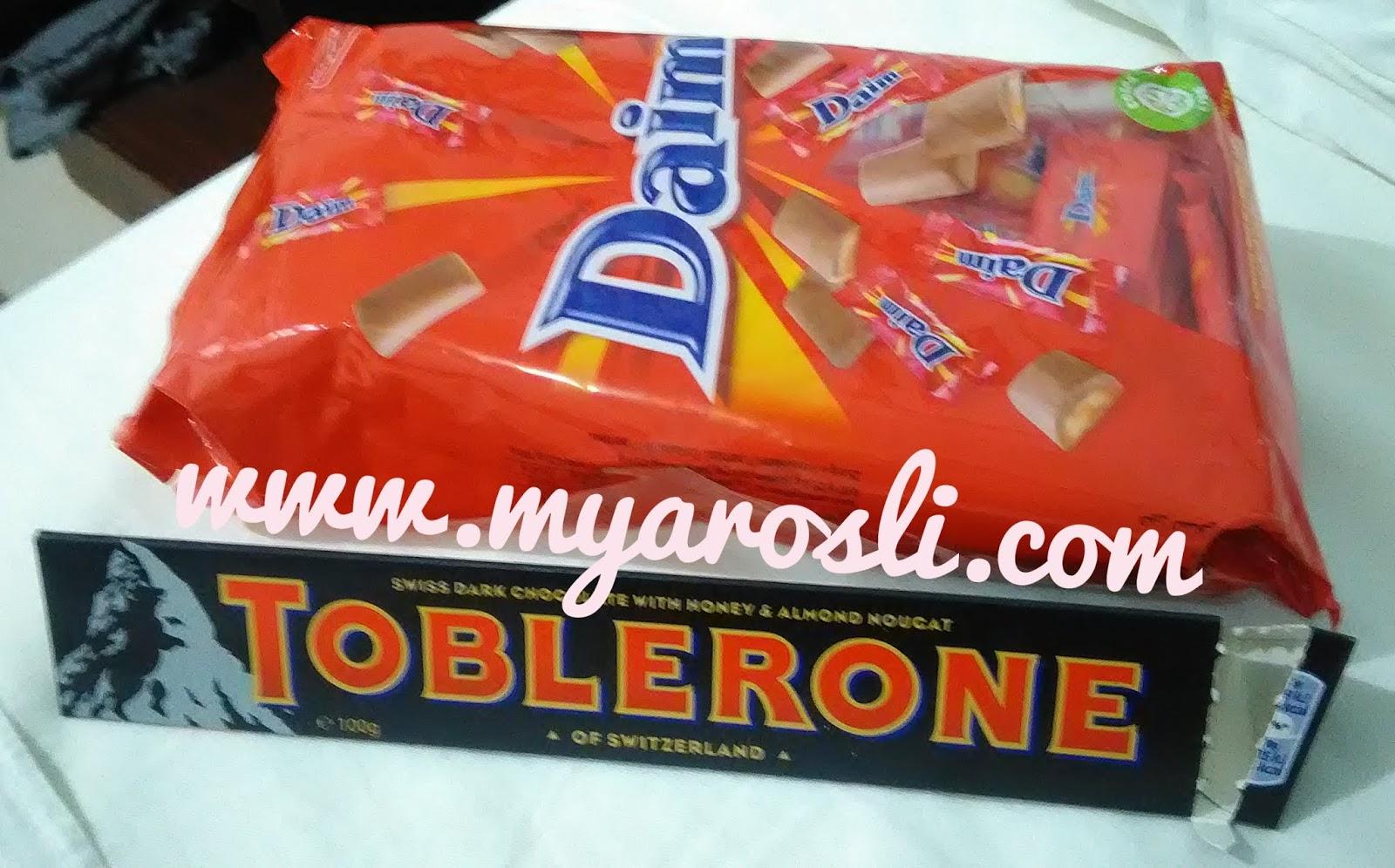 chocolate dury free