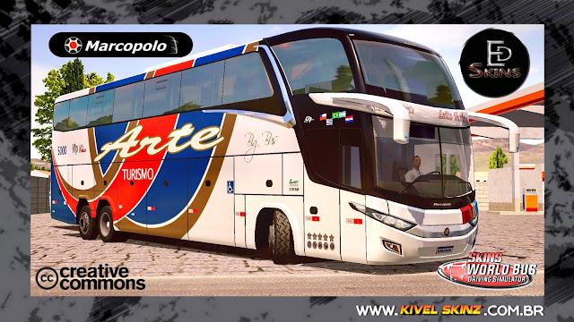 PARADISO G7 1600 LD - VIAÇÃO ARTE TURISMO