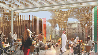 Dubai Expo 2020-buildingTerrace