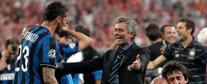 Materazzi: Mourinho is a shield, a friend, a father and a brother