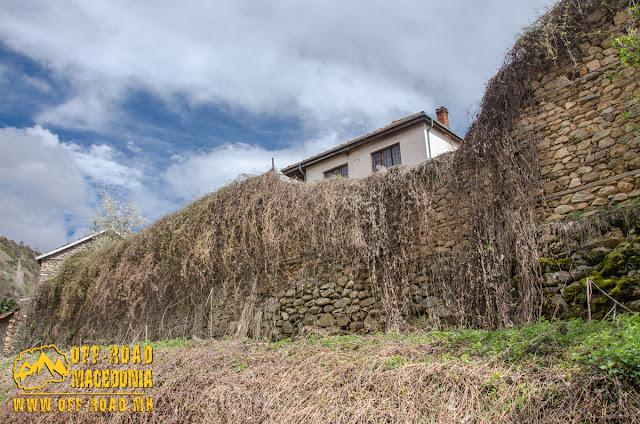Architecture detaiul, #Brajcino village, #Prespa region, #Macedonia
