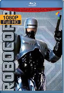 Robocop 2 (1990) [1080p BRrip] [Latino-Inglés] [LaPipiotaHD]