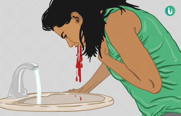 Vomiting blood: Causes treatment and How dangerous is it?