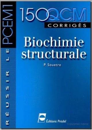 Biochimie Structurale - 150 QCM .pdf