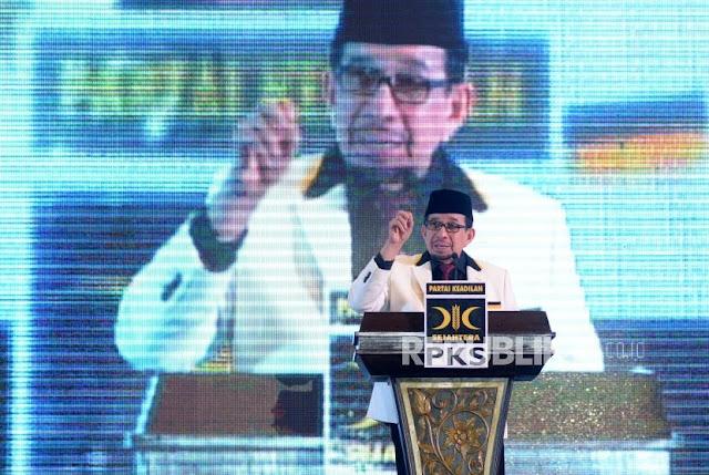 Milad 20 Tahun, Habib Salim: PKS Siap Pimpin Negeri Ini