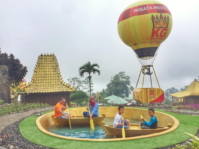 Wisata King Garden Bandungan