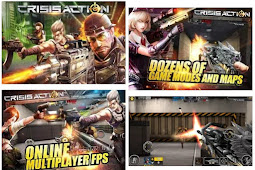 Crisis Action eSports FPS MOD APK v2.0.6 Unlimited Diamod