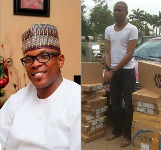 Lagos CEO 'Mr Stainless' Who Duped His Ex-Girlfriends and Others Arrested
