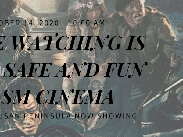 MOVIE WATCHING IS MORE SAFE AND FUN AT SM CINEMA