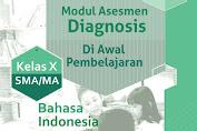 Modul Asesmen Awal Bahasa Indonesia Kelas 10 SMA/MA