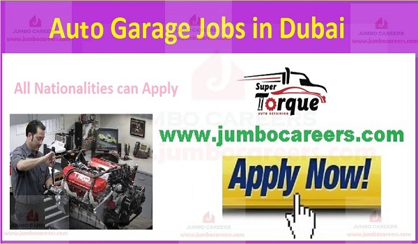 New jobs in Dubai,