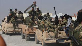 المعارضة السورية تحقق تقدم بريف إدلب وتكبد النظام السوري خسائر كبيرة