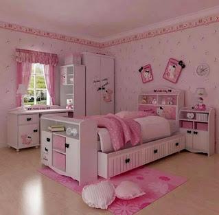 غرف اطفال جميلة وشيك