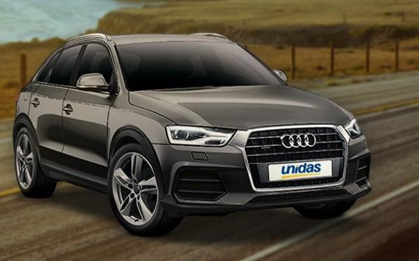 Audi Q3 Locação - Unidas