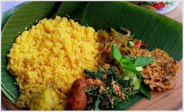 Nasi Jagung Merpati ;10 Top Kuliner Probolinggo