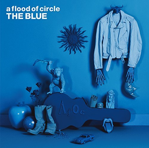 "[Album] a flood of circle – ""THE BLUE""-AFOC 2006-2015- (2016.02.24/MP3/RAR)"