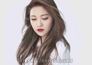 Photo Terbaru Yeri member Red Velvet