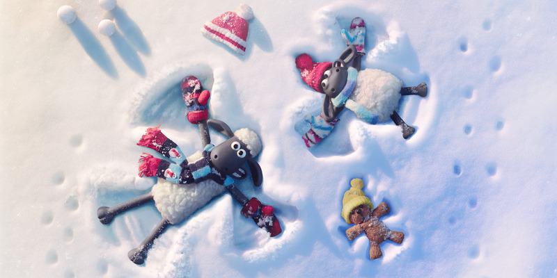 A Winter's Tale From Shaun the Sheep