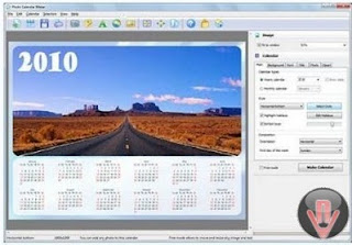 Area Download Software Photo Calender Maker