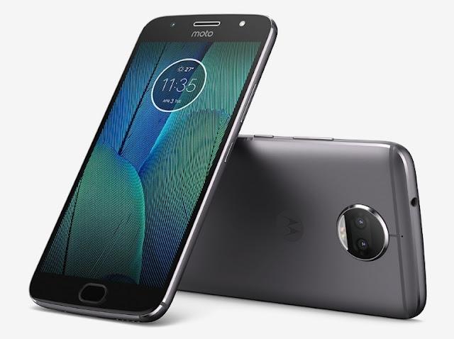 Desain Moto G5S Plus