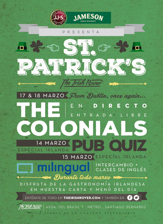 ail madrid spanish language blog st patrick u0027s day in